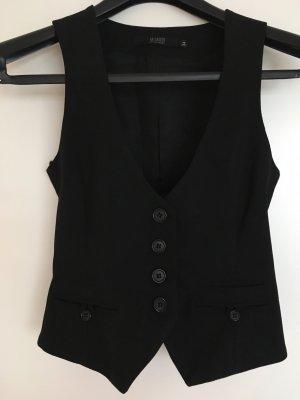 Hallhuber Waistcoat black