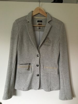 L'Argentina Sweat Blazer natural white-oatmeal