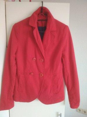 Jersey blazer veelkleurig