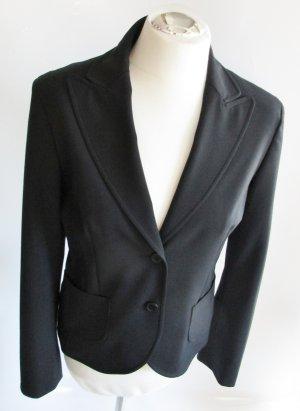 Taillierter Blazer MAC Modell Jenny Größe S 36 Schwarz Business Jacke Jacket Klassisch