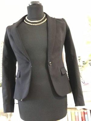 H&M Blazer court noir