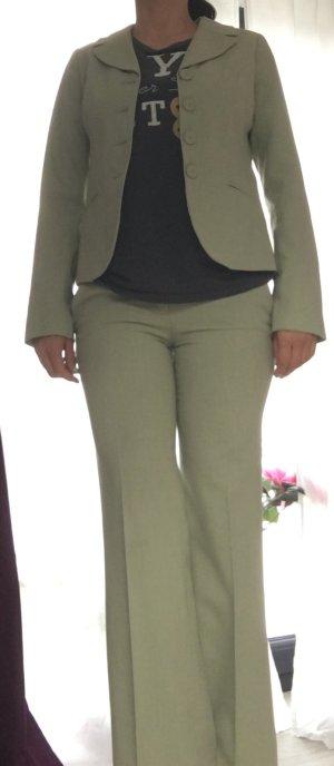 H&M Tailleur-pantalon vert pâle