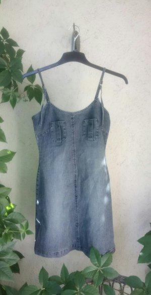 Tailliertes Jeans-Kleid Esprit Größe 38 S/M