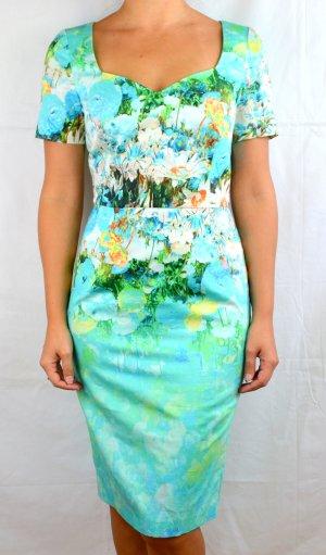 Tailliertes Kleid Gr.32-34