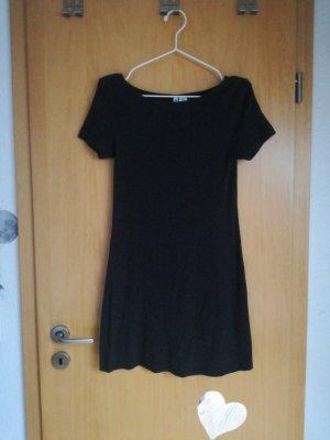 Tailliertes T-Shirt-Kleid