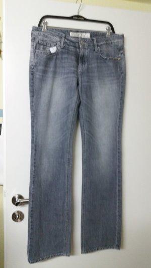 take two jeans gr 32/34 grau top