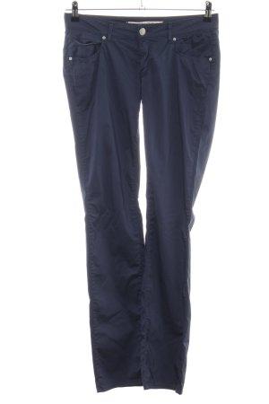 Take Two Pantalón de cinco bolsillos azul look casual