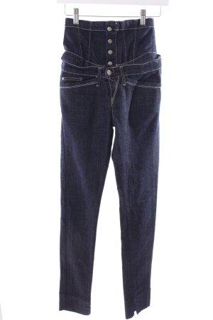 "Take Two Slim Jeans ""Petrina "" dunkelblau"