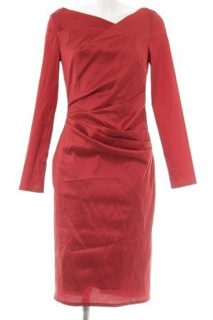 Talbot Runhof Abendkleid rot Elegant
