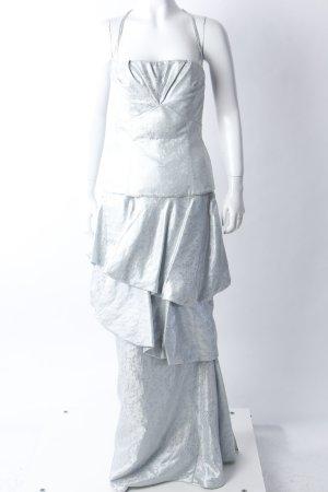 Talbot Runhof Kostüm hellblau