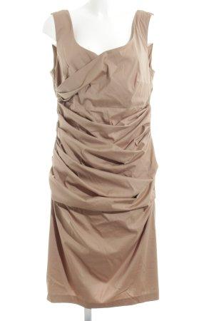 Talbot Runhof Midikleid nude Elegant