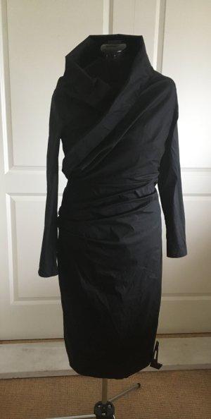 Talbot Runhof, schwarzes Kleid