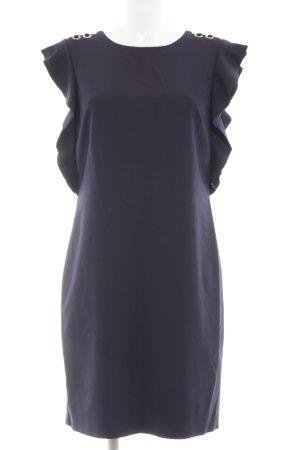 talk about Abendkleid blau Business-Look