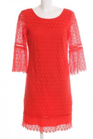 talk about Abendkleid rot Casual-Look