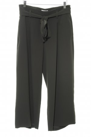 talk about Marlene Trousers dark green simple style