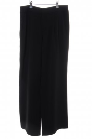 talk about Palazzo Pants black casual look