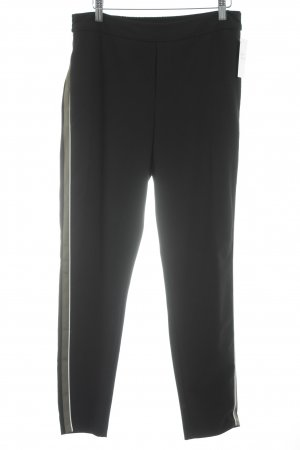 talk about Stoffhose Streifenmuster Casual-Look