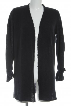 talk about Strick Cardigan dunkelblau Casual-Look
