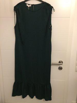 Talkabout Kleid Flaschengrün