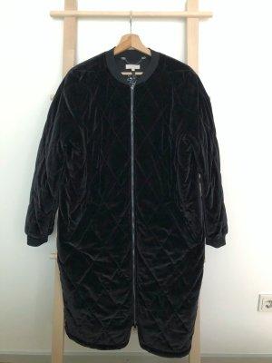 talk about Gewatteerde jas zwart