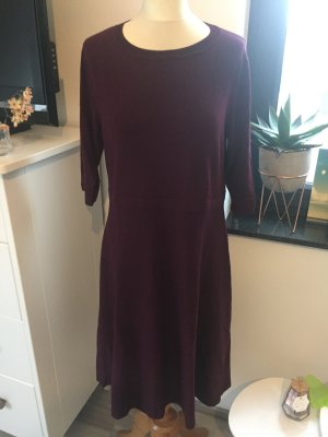 talk about Gebreide jurk veelkleurig Viscose