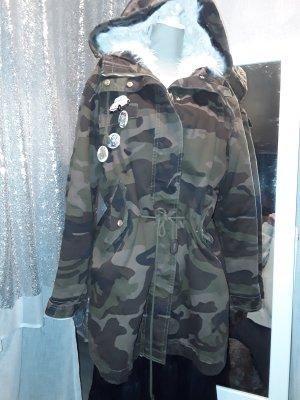 tally waijl camouflage parka gr.36