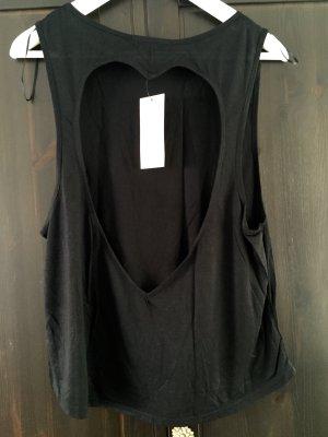 Tally Weijil tanktop top Oberteil Shirt Herz xxs neu