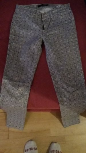 Tally Weijl Pantalon blanc-gris clair