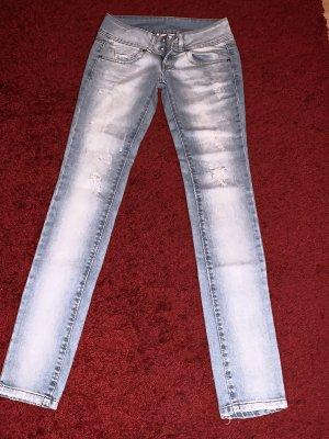 Tally Weijl Low Rise Jeans blue
