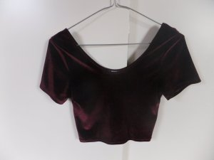 Tally Weijl Cropped-Top samtoptik