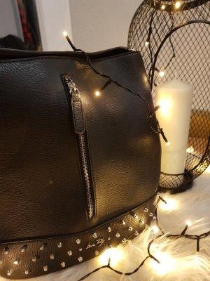 Tally Weijl Handtasche mit Nieten