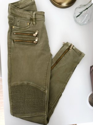 Tally Weijl Low Rise Jeans forest green