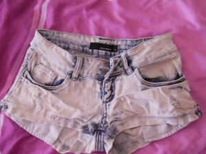 Tally Weijl-Hotpants/Shorts, Hüft-Jeans, Gr. 32, Top Zustand