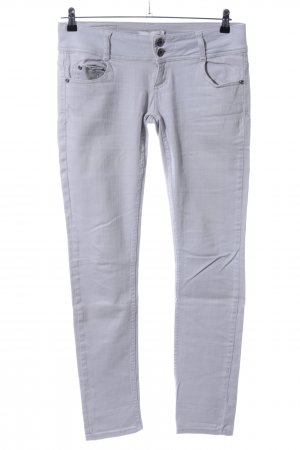 Tally Weijl Low Rise Jeans light grey casual look