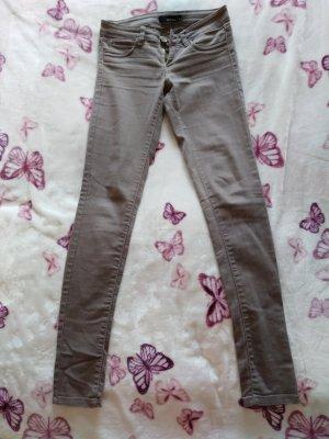 Tally Weijl Jeans Hose braun *Gr. 32*