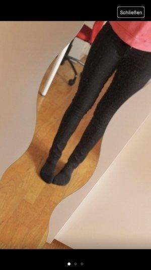 Tally Weijl Jeans in schwarz