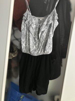 Tally Weijl Jumpsuit Größe S schwarz weiß