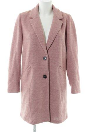 Tally Weijl Korte Jas roze gestippeld casual uitstraling