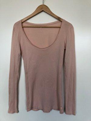 Tally Weijl Lang shirt rosé