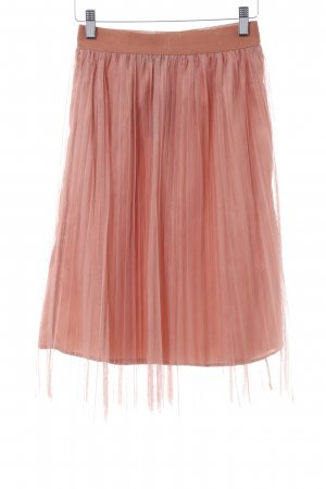 Tally Weijl Pleated Skirt russet casual look