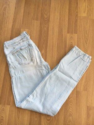 Tally Weijl Tube jeans lichtblauw