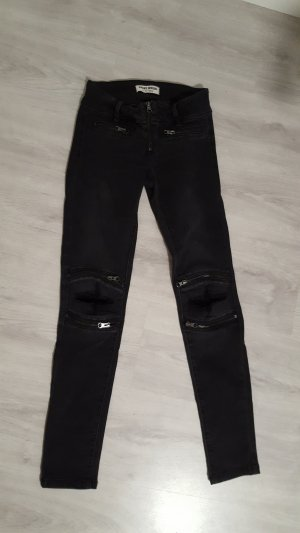 Tally Weijl Jeans a sigaretta nero