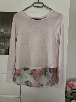 Tally Weijl Empiècement de blouses rosé