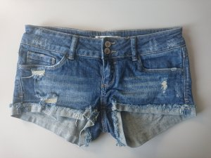 Tally Weijl Denim Shorts multicolored