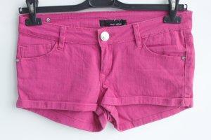 TALLY WEIJL Shorts Hot Pants Gr. 40 pink