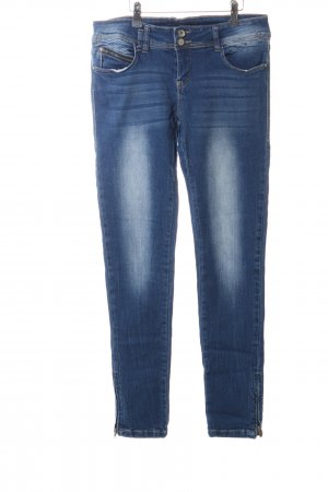 Tally Weijl Slim Jeans blau Casual-Look