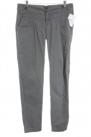 Tally Weijl Stoffhose anthrazit Casual-Look