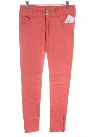 Tally Weijl Stretch Jeans hellrot Casual-Look