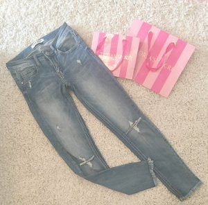 Tally Weijl Super Skinny Jeans Blogger Destroyed Gr.XS