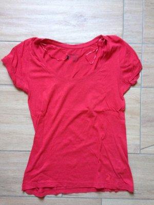 Tally Weijl T-Shirt Größe M rot